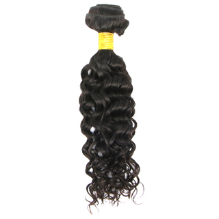 Best Selling 8A Water Wave Human Brazilian Remy Hair Extension