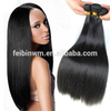 Unprocessed 100% Brazilian Straight Virgin Hair Extension