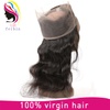 Unprocessed Brazilian Human Hair 360 Lace Hair Frontal Closure